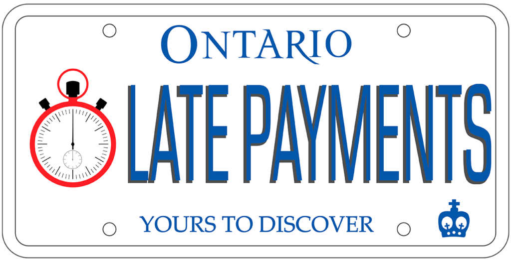 late payments car insurance featured image